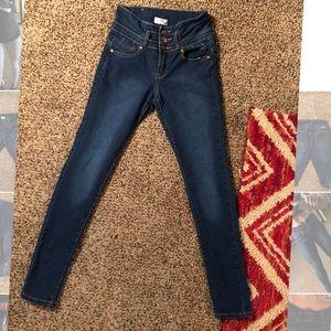 Denim - Saza brand jeans-dark denim size 3